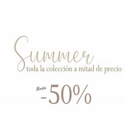 Ahora SIIIII!! Toda nuestra colección verano al 50 %   Qué no te lo cuenten ! Aprovéchate y llévate este verano la moda más bonita   🌊Www.NinetaMurcia.Com