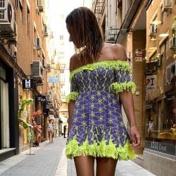 Un vestido que enamora a su paso 💜  http://www.ninetamurcia.com/nueva-coleccion/6172-vestido-cuore.html... ÚLTIMO   #sediferente #senineta #lamodaenlacalle #ninetamurcia #estilo #modajoven #modamujer #ninetamurciaasesora #lauranineta